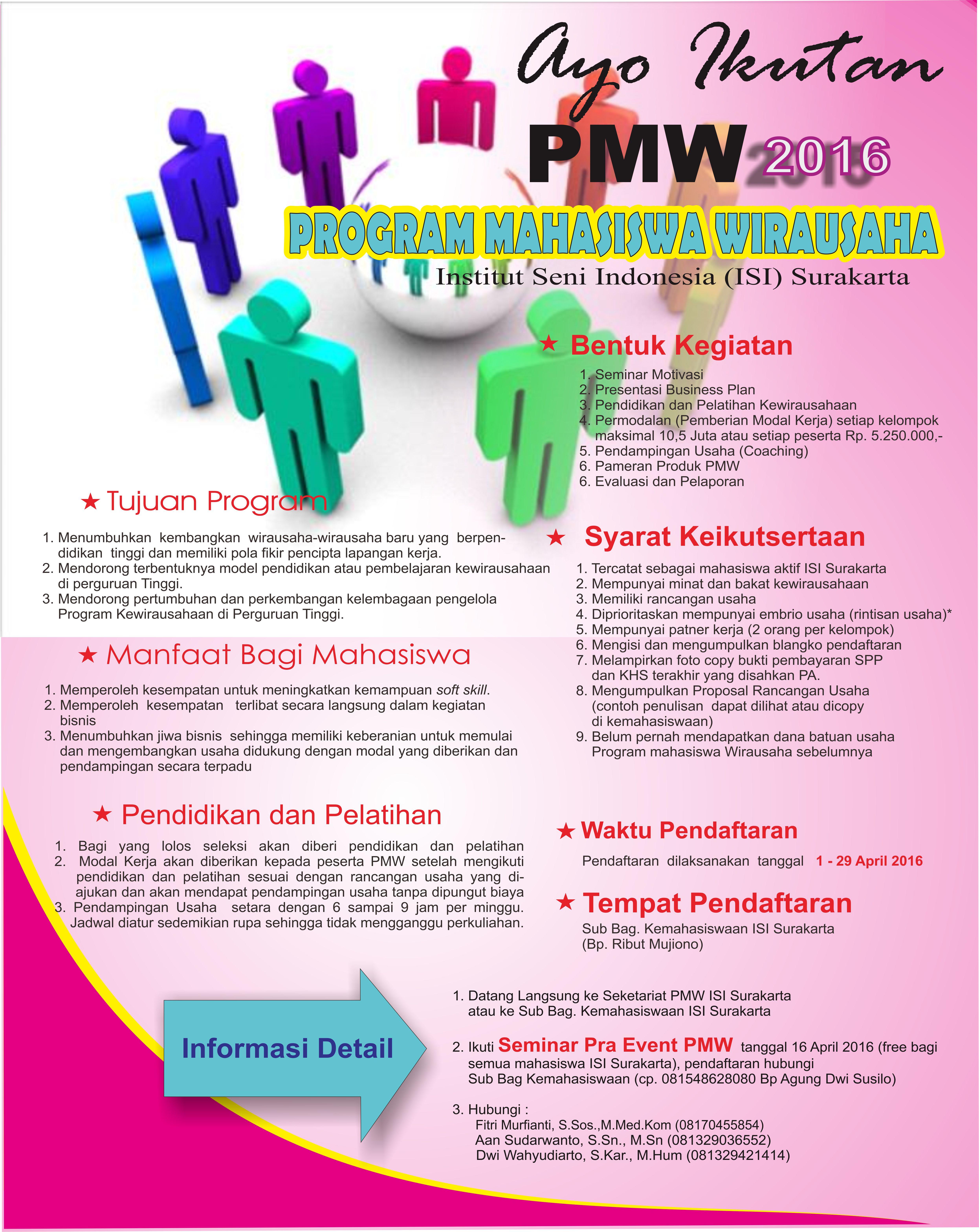 leaflet PMW 2016