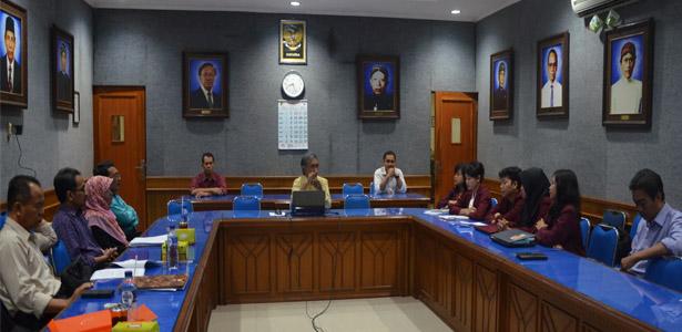 Kegiatan Sub. Bag. Kemahasiswaan ISI Surakarta